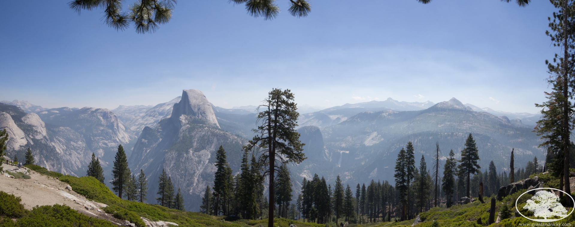 Yosemite National Park – Panorama Trail